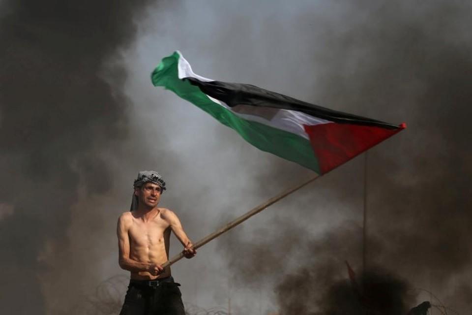 Палестинец погиб во время столкновений с военными Израиля
