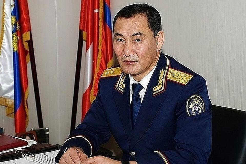 Экс-глава местного Следственного комитета (СК) Михаил Музраев. Фото: СКР