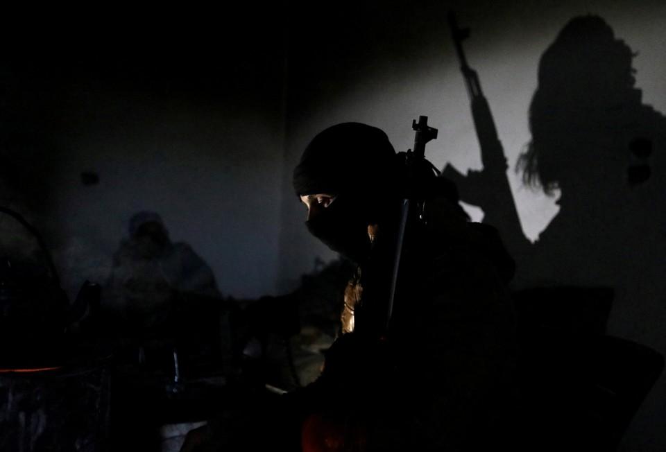 В США подсчитали число боевиков в Сирии и Ираке