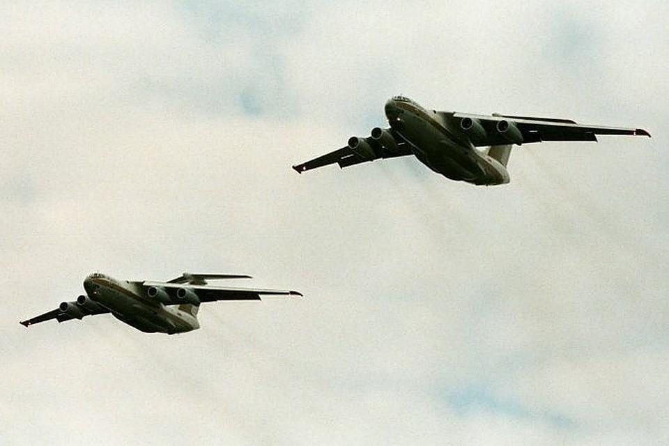 Российские военные 12 раз понимались в небо на перехват иностранных самолетов