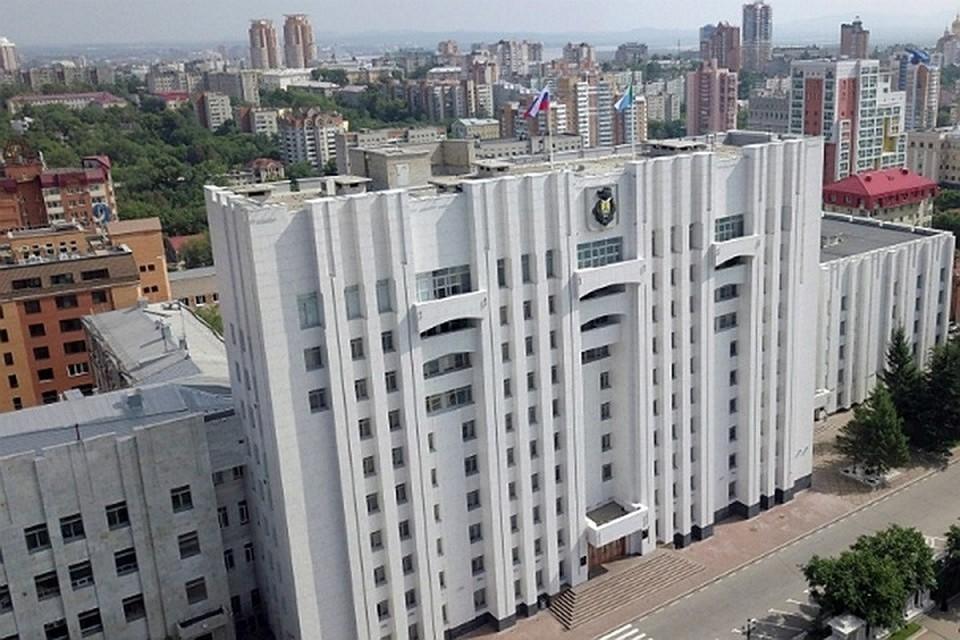 Сергей Фургал попросил премьер-министра упростить заключение контракта на достройку дамбы в Комсомольске-на-Амуре