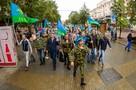 День ВДВ 2019 в Челябинске: десантники не купаются в фонтанах, но все равно мокрые
