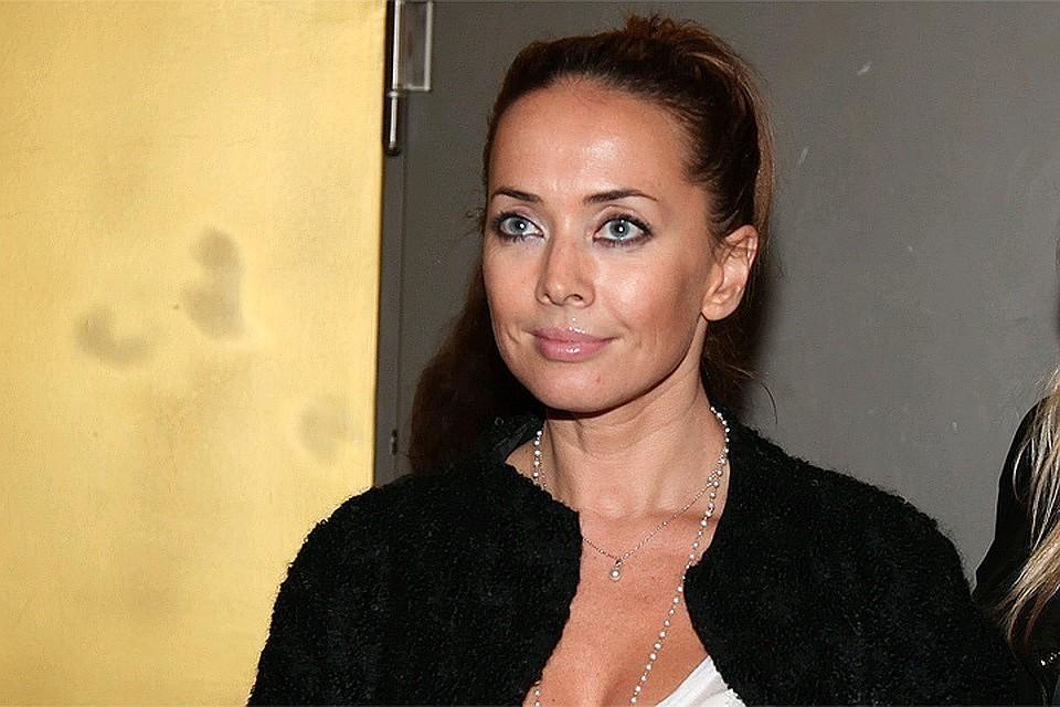 Певица Жанна Фриске в 2012 году.