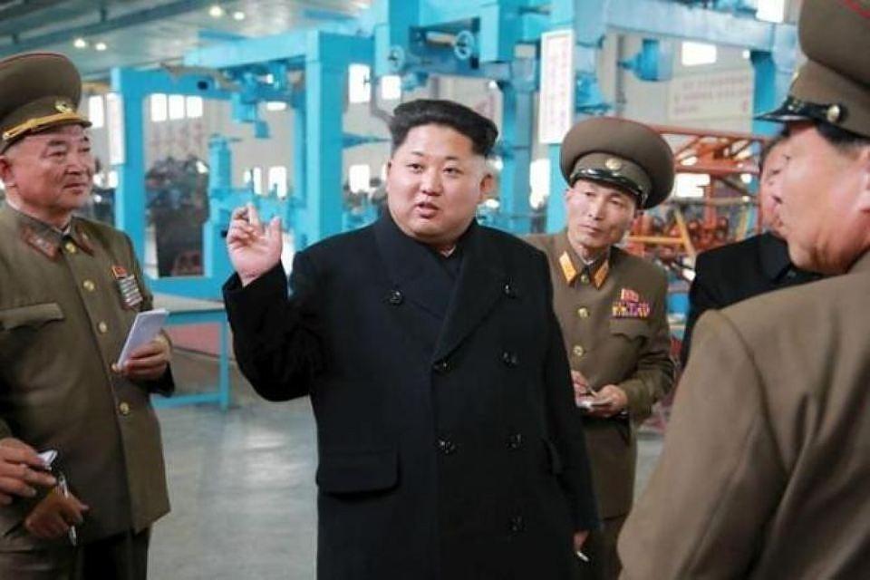 Северная Корея сообщила об испытаниях крупнокалиберных управляемых ракет