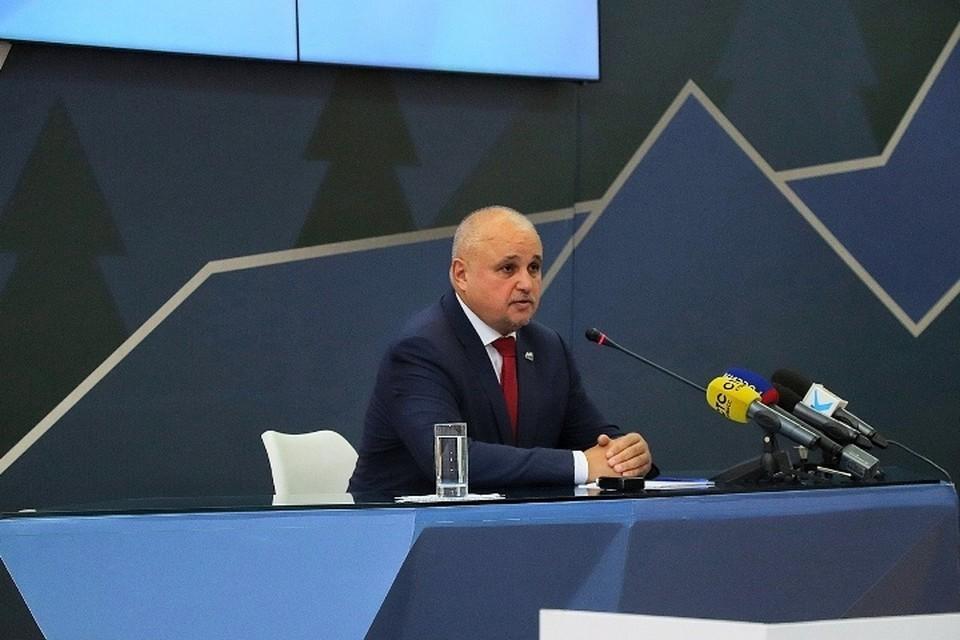 Сергей Цивилев не собирается покидать Кузбасс в ближайшее время