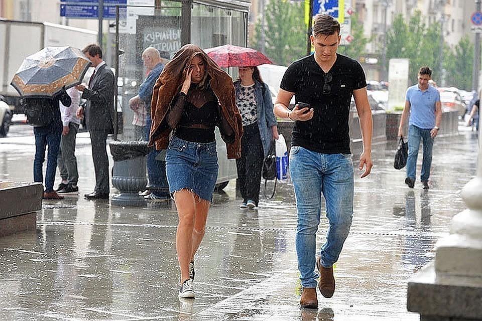 До 22 градусов тепла ожидается в Москве в среду