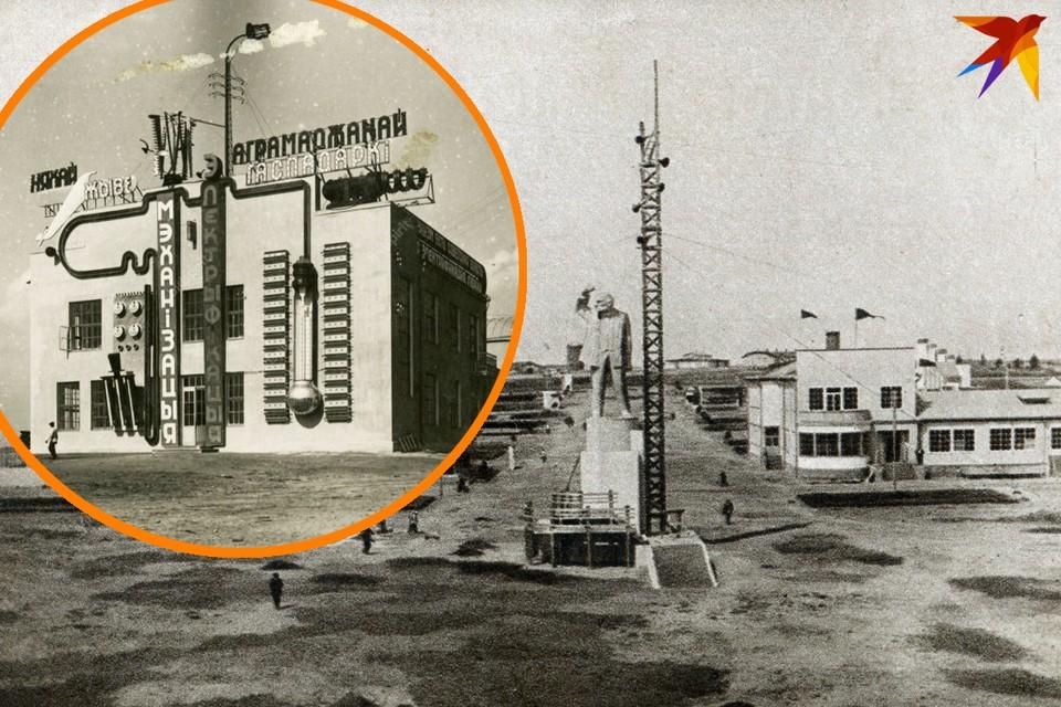 В 1930 году в Минске прошла выставка, о которой мало кто знает: создателей экспозиции арестовали, а тиражи плакатов об этом событии уничтожили. Фото предоставлено Антоном ДЕНИСОВЫМ.