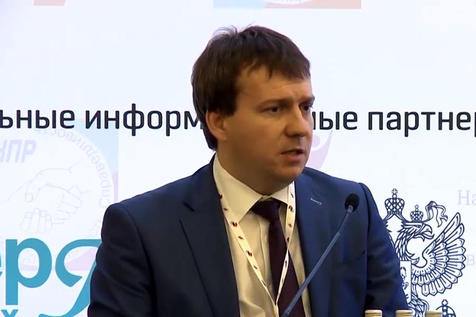 Артём Ажгиревич. Фото: Youtube/АНО НАРК