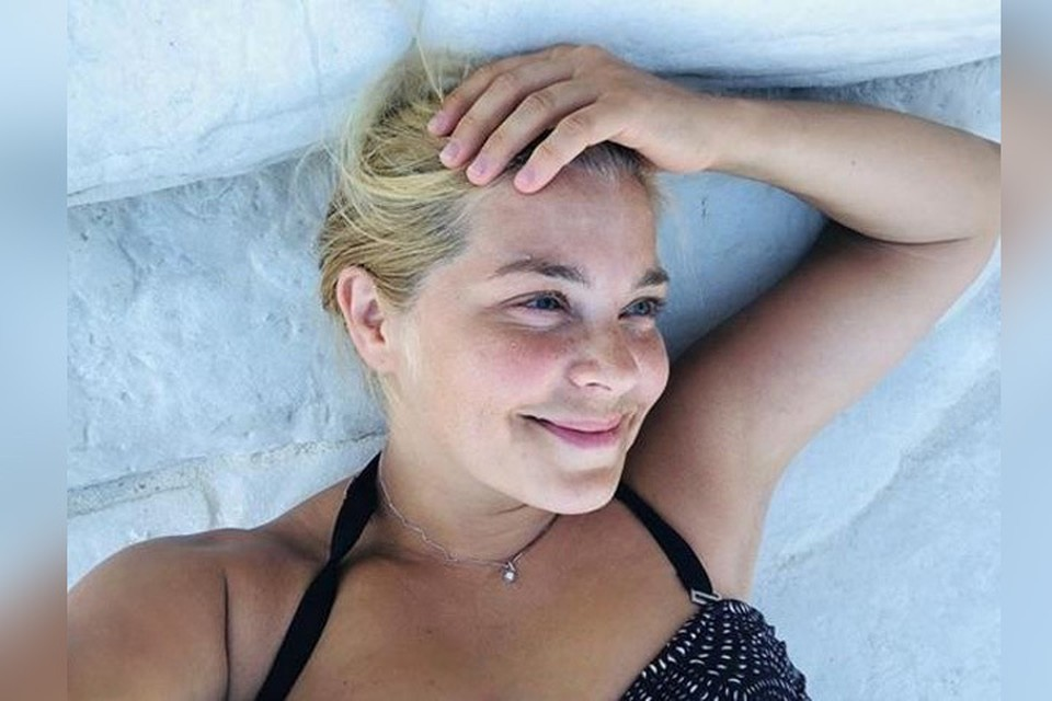 41-летняя актриса Ирина Пегова поделилась очередной фотографией с отдыха на Кипре