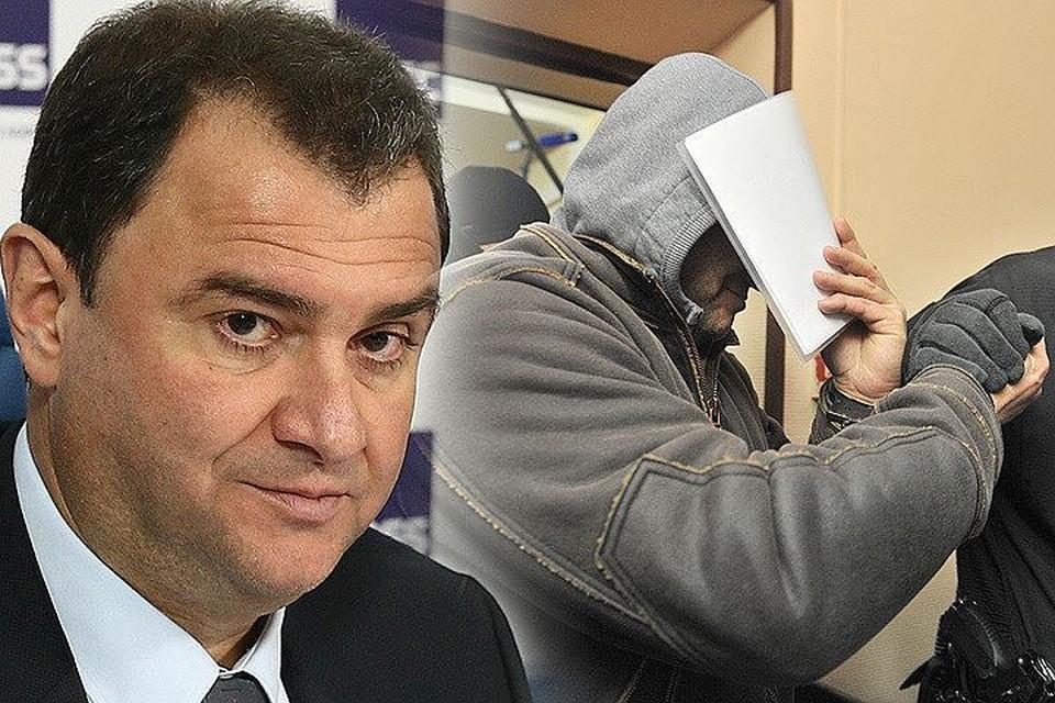 Григория Пирумова арестовали в мае прошлого года