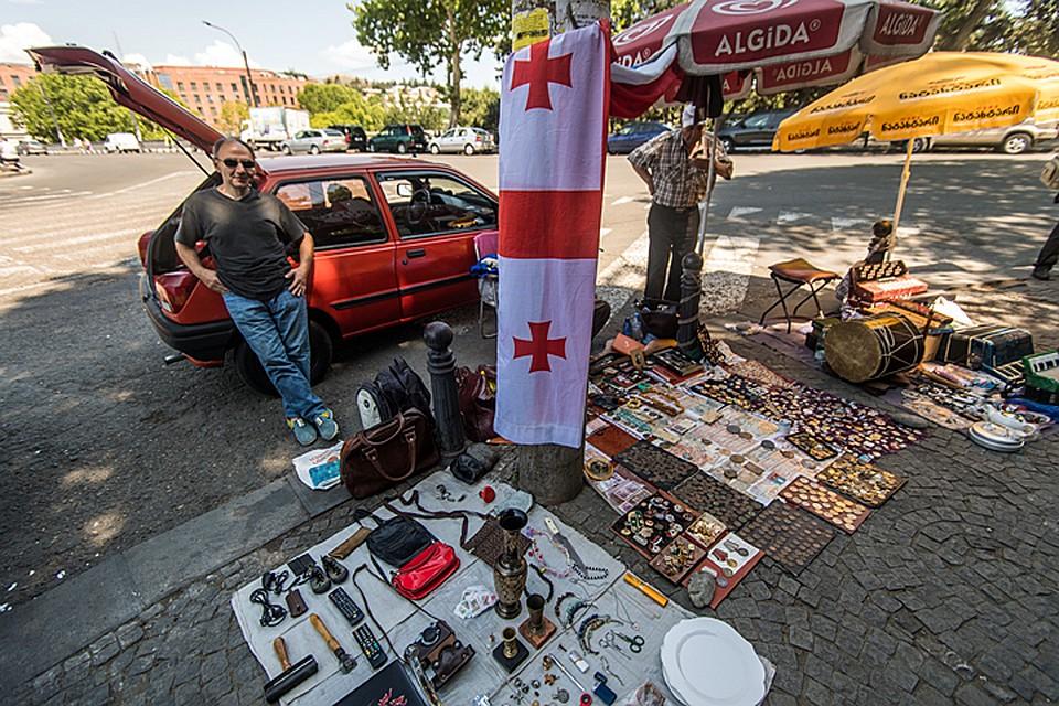 Грузия была наиболее заметной из стран СНГ в туристическом бизнесе