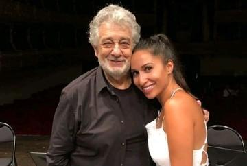 Работавшая с Доминго оперная певица Касьян: Маэстро никогда не приставал! Это пиар и зависть!