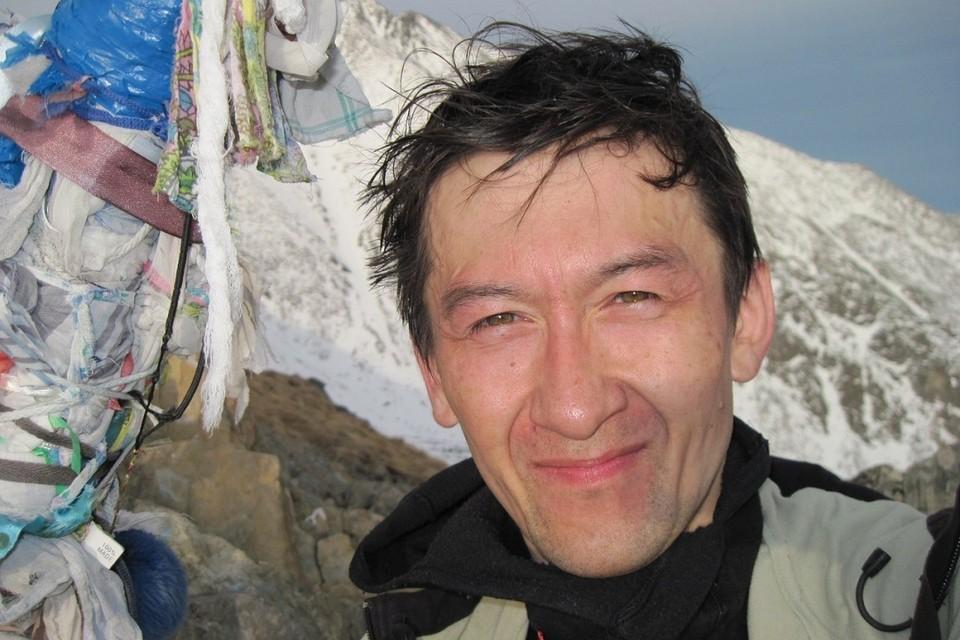 Иркутяне оплакивают разбившегося альпиниста Сергея Войличенко. Фото: архив Сергея Войличенко