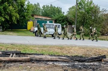Количество пострадавших от взрывов снарядов под Ачинском в Красноярском крае возросло до 40 человек