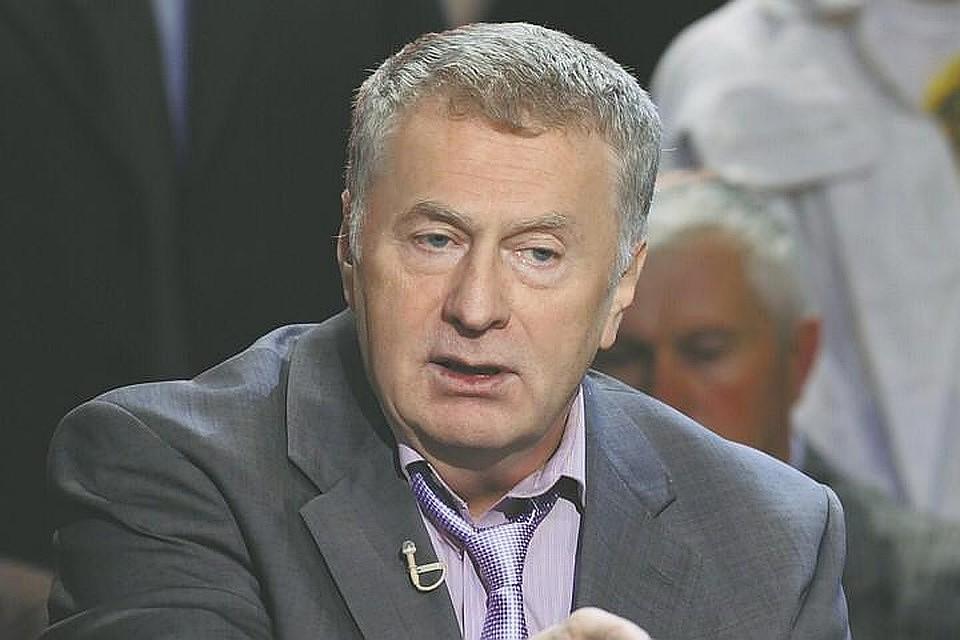 Жириновский о списании кредитов