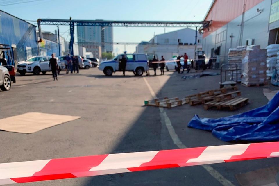 На базе «Салова» в Петербурге произошла перестрелка.