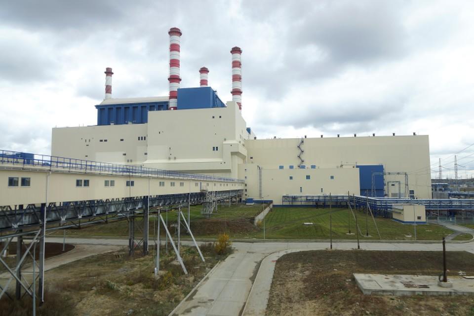 Четвертый энергоблок был запущен в 2015 году.