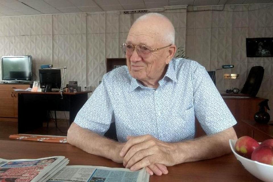 Борис Петрович Малюков - кемеровчанин, который волей судьбы оказался в Припяти в дни, когда произошла авария на Чернобыльской АЭС