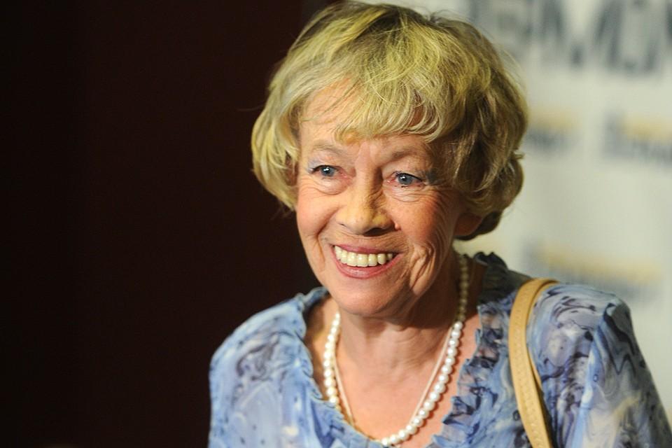 Народная артистка Российской Федерации Александра Назарова скончалась 20 августа 2019 г.