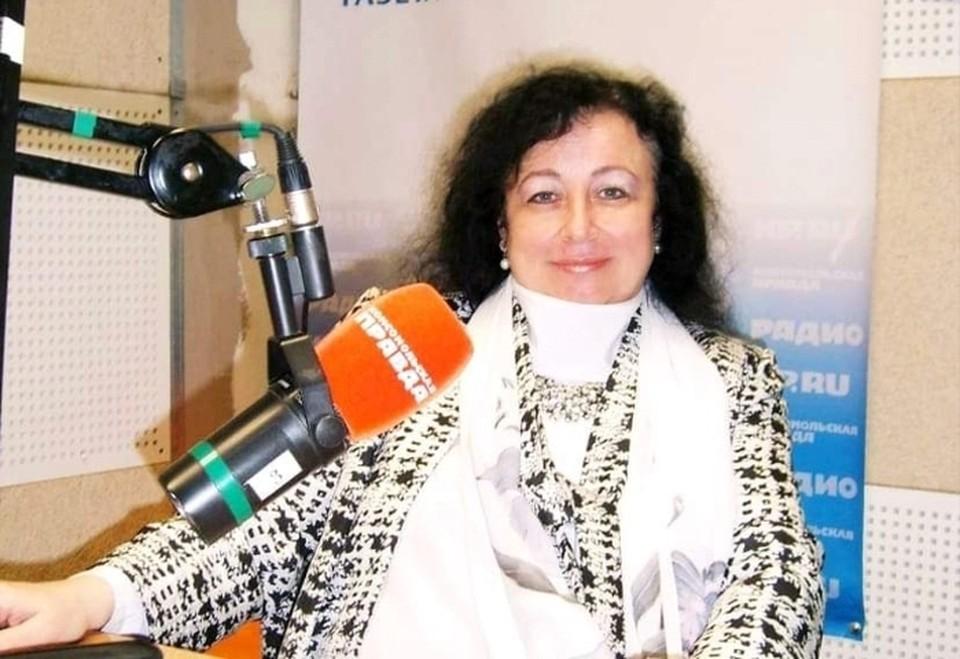 Светлана Долганова, журналист и заместитель председателя Екатеринбургского союза женщин