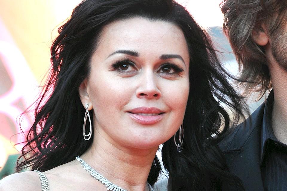 Анастасия Заворотнюк.