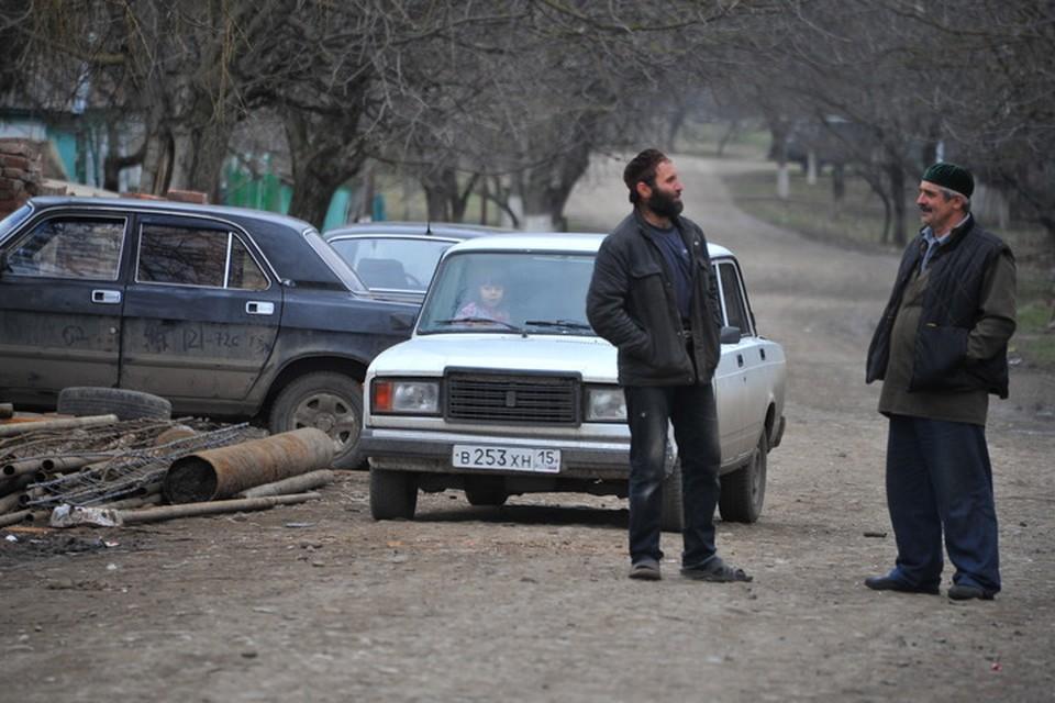 Дагестанцы ездят на менее «мужских» машинах, чем чеченцы