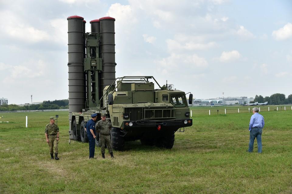 В минобороны Турции назвали срок поставки очередной батареи С-400