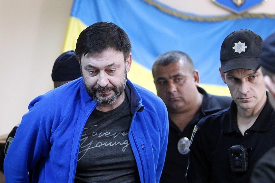 Журналиста арестовали 15 мая прошлого года и предъявили ему обвинения в поддержке ЛДНР и государственной измене