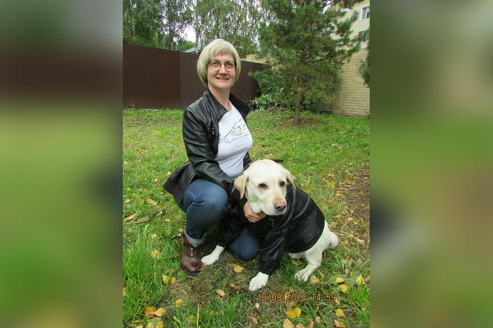 Мария Злобина – директор ветклиники «Верный друг» и практикующий офтальмолог. Фото: vk.com/ver.drug