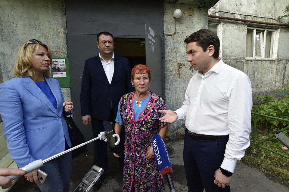Все жалобы и пожелания местных жителей взяты на контроль. Фото: gov-murman.ru.