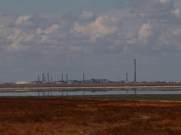 Появились новые данные по Армянску: В окрестностях завода «Крымский титан» замеры воздуха идут днем и ночью