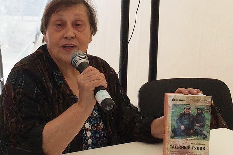 Отдельной темой беседы с читателями стала работа над увековечиванием памяти Пескова