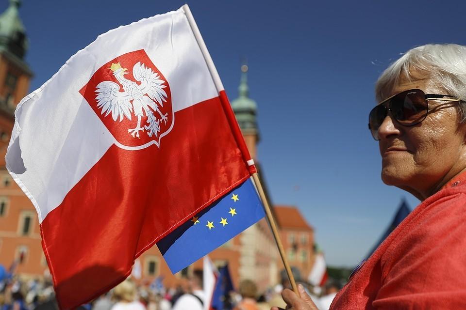 Польша планирует потребовать от ФРГ 900 млрд долларов репараций