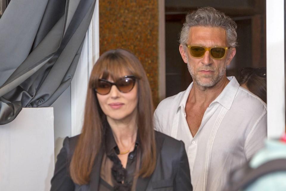 Звездная пара после развода встретилась на Венецианском фествиале.