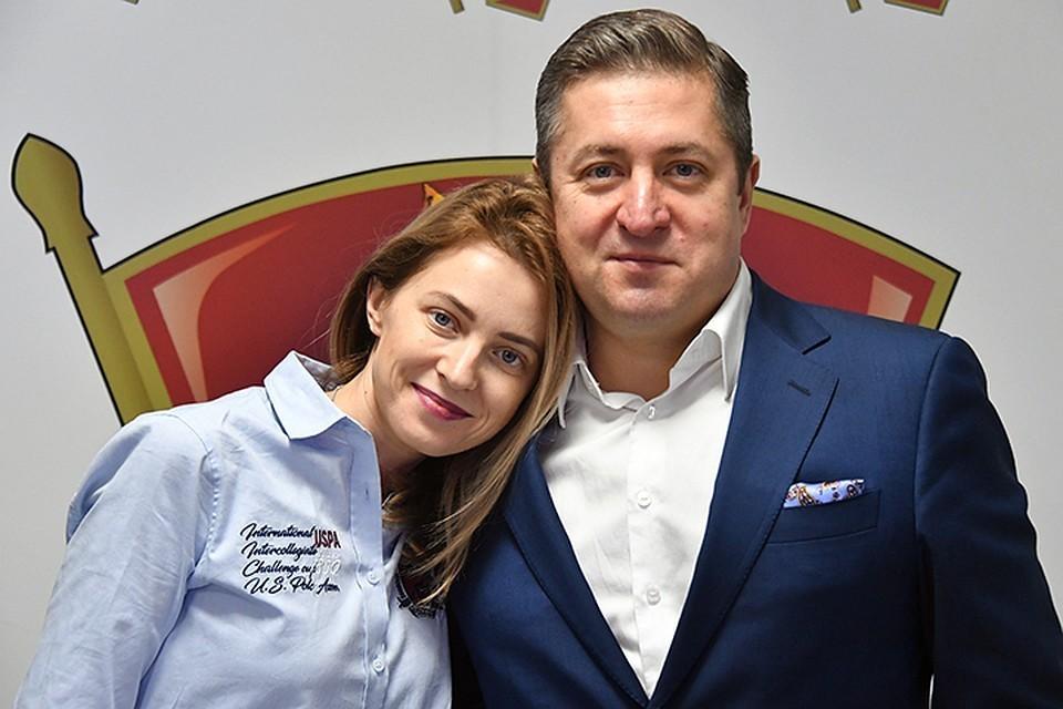 Поклонская и Соловьев отпраздновали свадьбу 11 августа 2018 года в Крыму