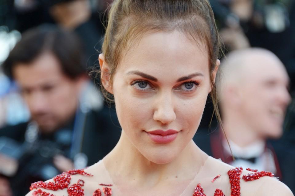 Звезда турецкого сериала «Великолепный век» прилетела на Венецианский кинофестиваль.