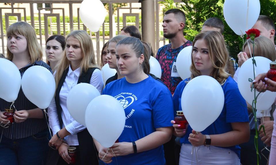 На Брянщине прошли памятные акции.