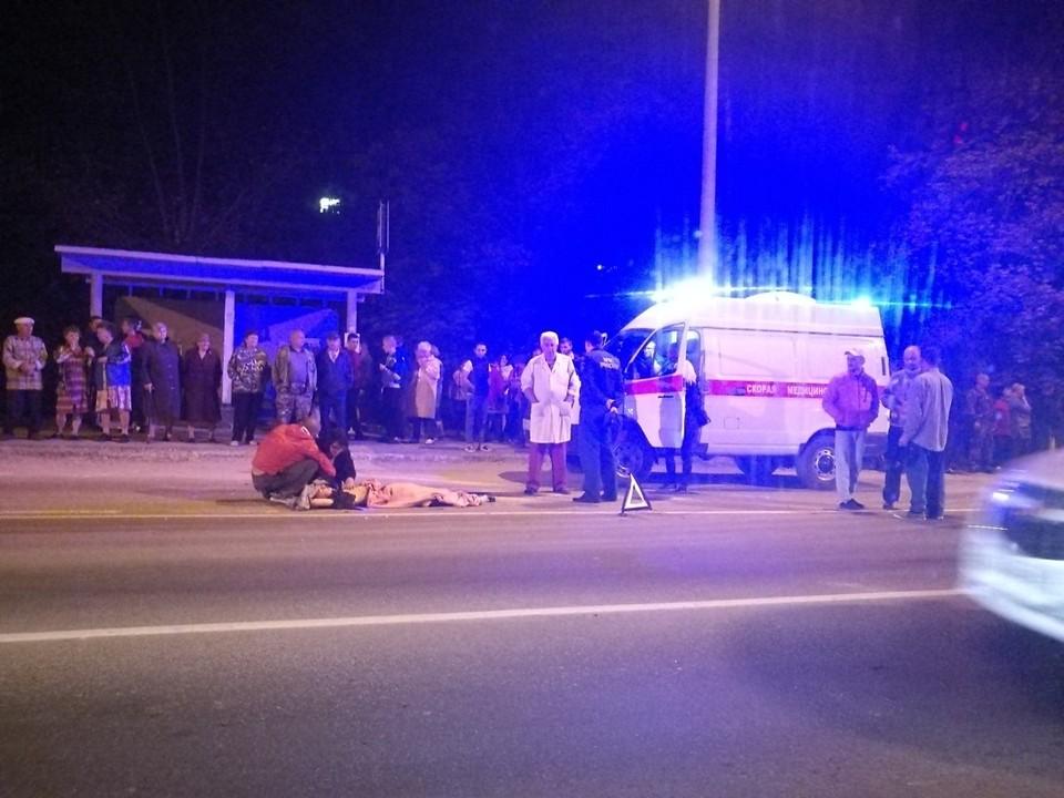 Фото с места аварии. Фото: Подслушано в Коврове