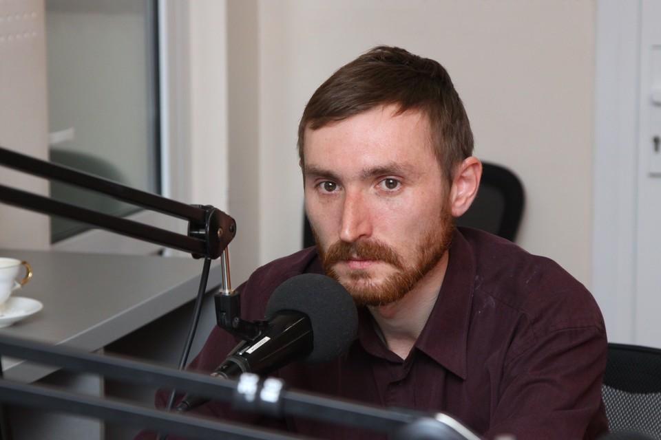 Максим Блинов, историк