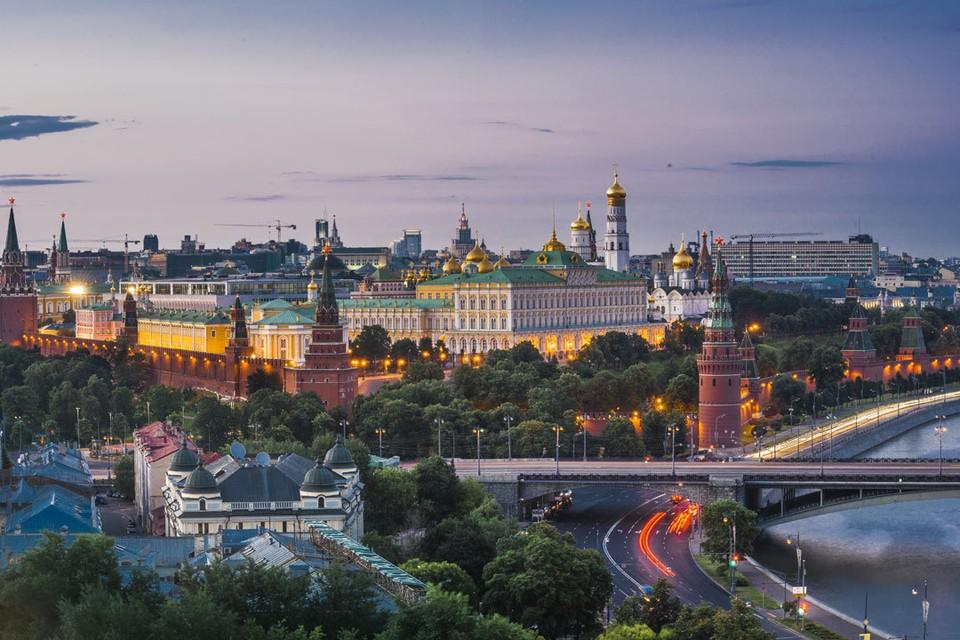 Москва — город больших возможностей!