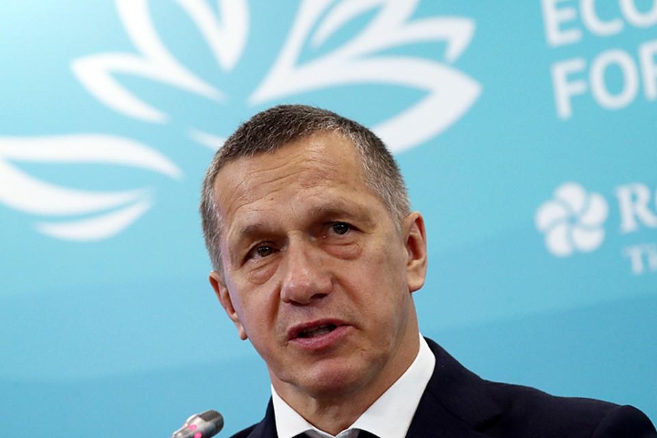вице-премьер, полпред президента в Дальневосточном округе Юрий Трутнев
