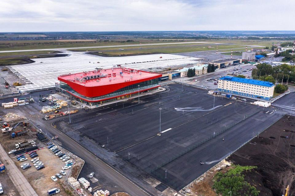 К воздушной гавани у челябинцев накопились претензии. Фото: пресс-служба аэропорта