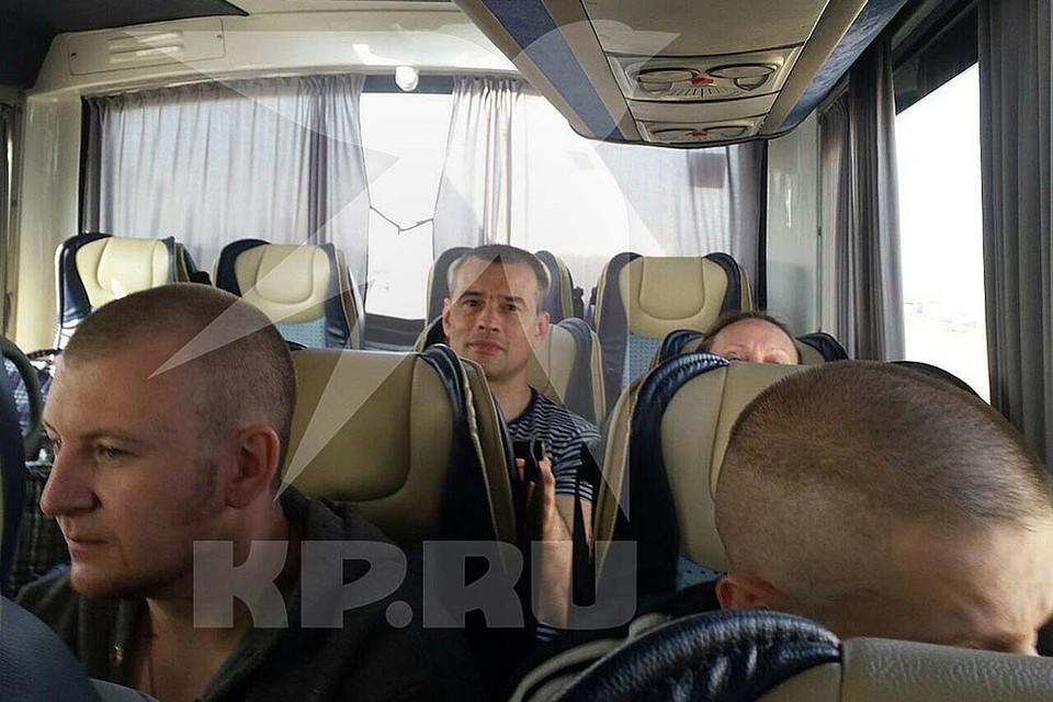 Украина отправит в Россию 35 человек