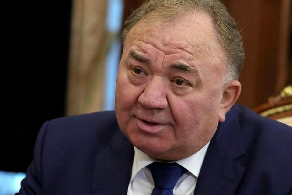 Махмуд-Али Калиматов. Фото: kremlin.ru