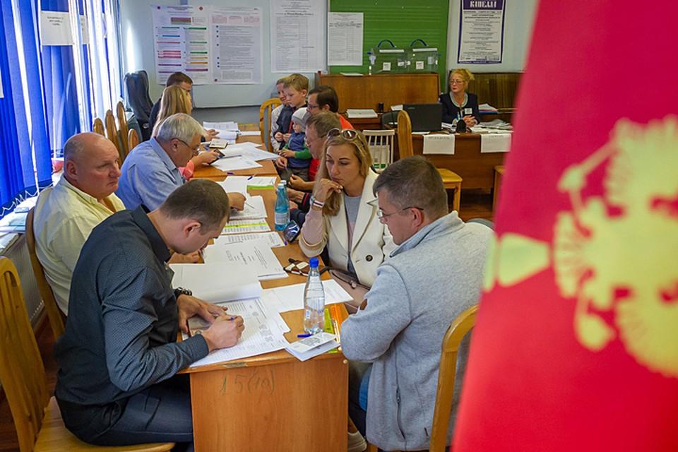 В воскресенье 8 сентября практически по всей России проходят выборы самого разного уровня
