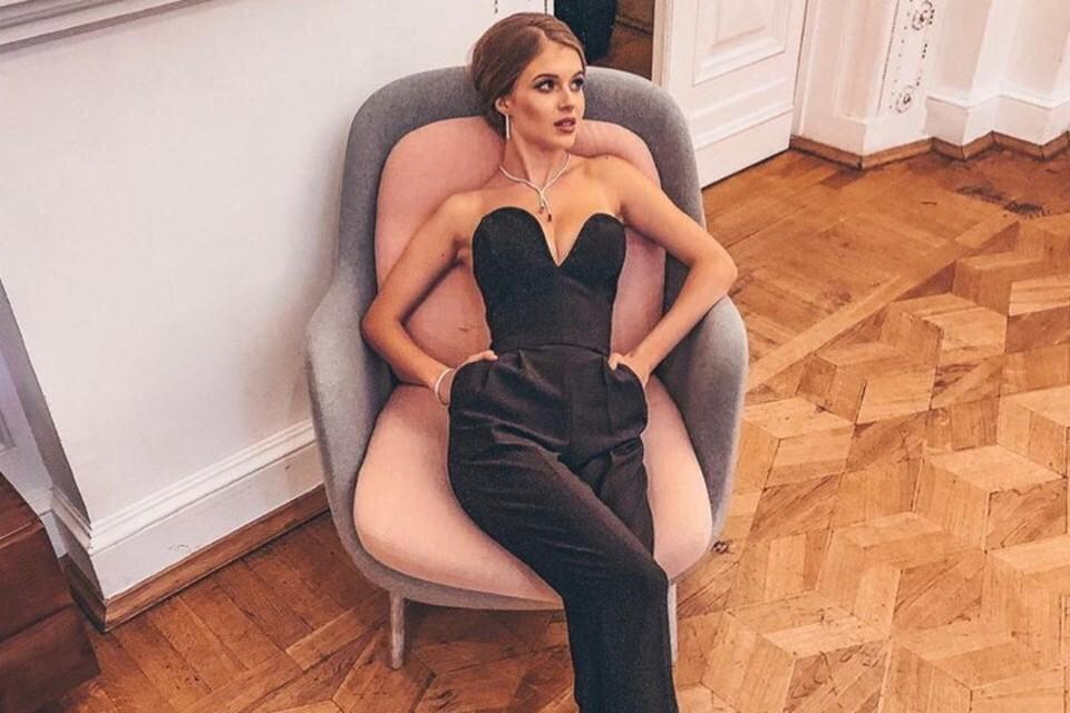 Алина Санько будет представлять Россию на международных конкурсах красоты. Фото: ms.alinasanko