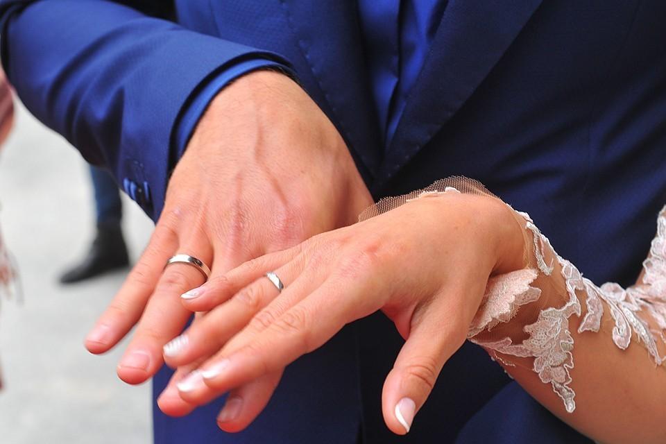 В России снизилось число разводов