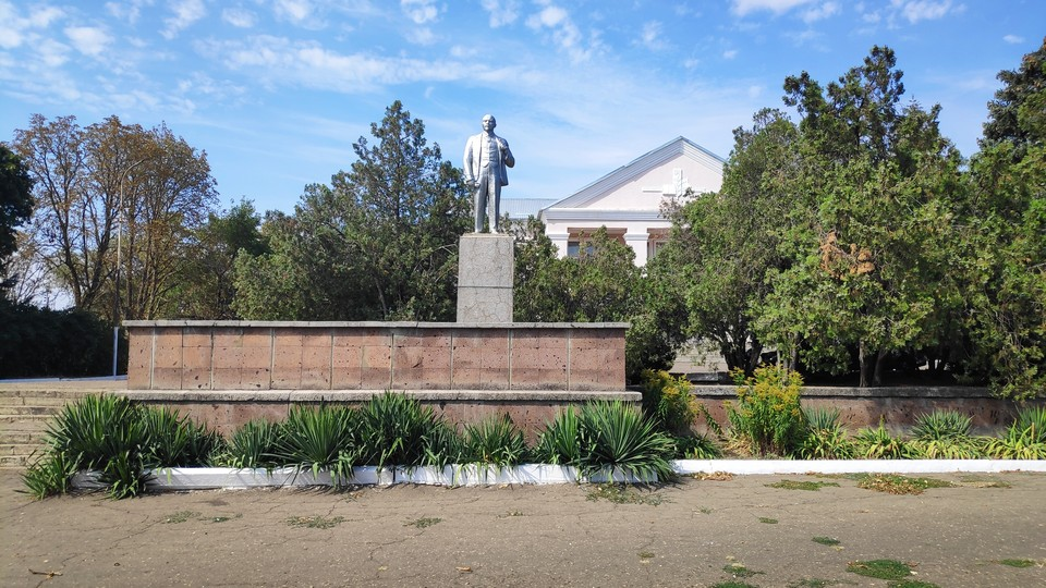 Село Константиновское