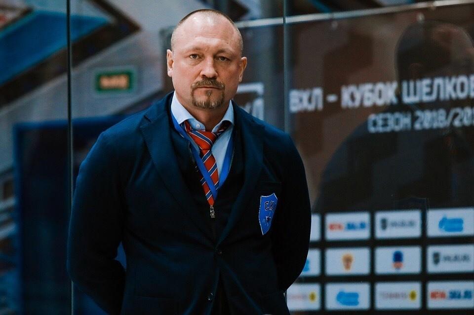 Максим Соколов вернулся к тренировкам Фото: СКА