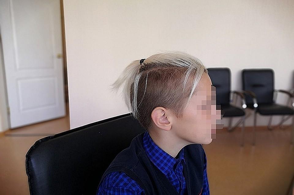Златан ибрагимович с новой прической